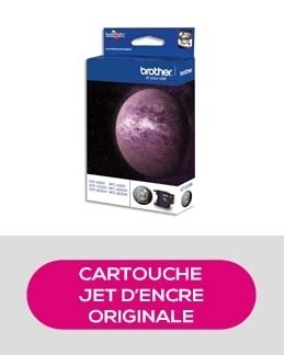CARTOUCHE ORIGINALE BROTHER LC71M