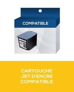CARTOUCHE COMPATIBLE BROTHER LC75Y